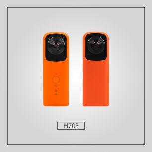 JVIN聚影 720度VR全景相机 H703