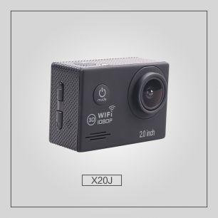 JVIN聚影运动相机X20J