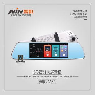 JVIN聚影3G智能语音云镜M31